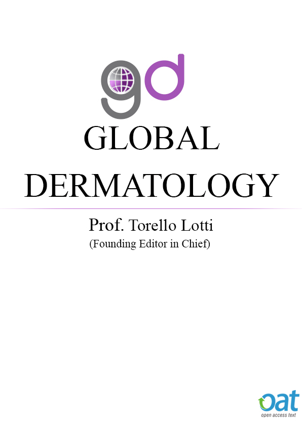 Journal Rankings on Dermatology