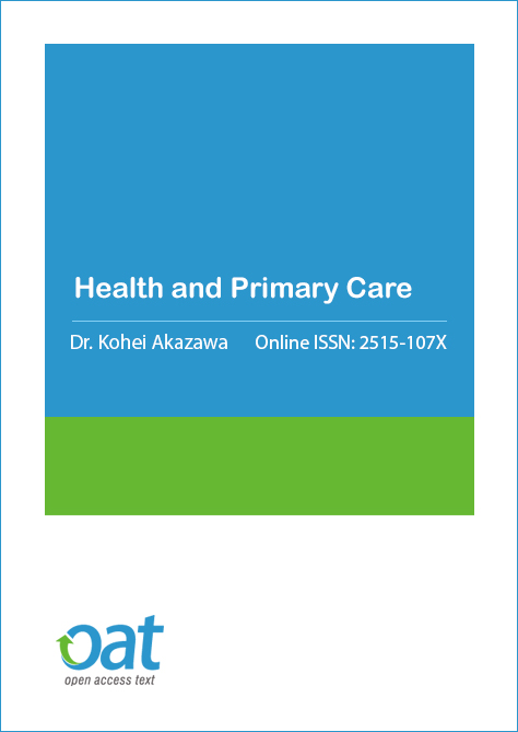 Primary Health Care Journal | Health & Primary Care | Open
