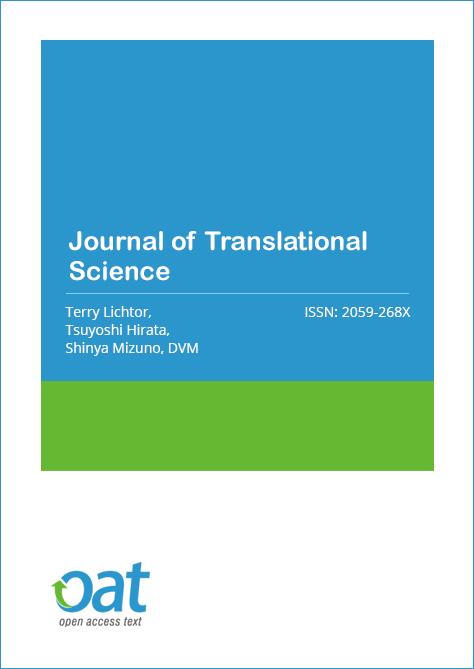 Translational Science   Journal of Translational Science